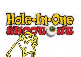 Sight First Charity Hole in One Shoot Out
