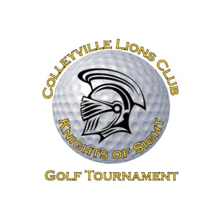 Colleyville Lions Club Knights of Sight Golf Tournament