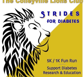 Lions Club Strides - Lions Stride for Diabetes Awareness